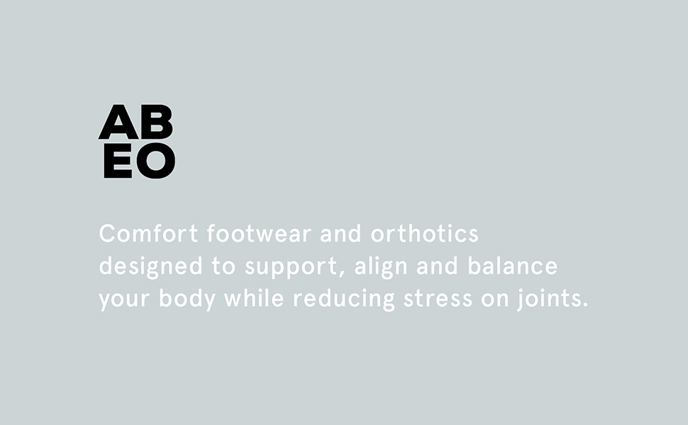 ABEO: support, align & balance your body