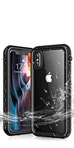 iPhone Xs Max Waterproof Case
