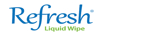 Refresh Liquid Wipe