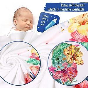 milestone blanket for girls