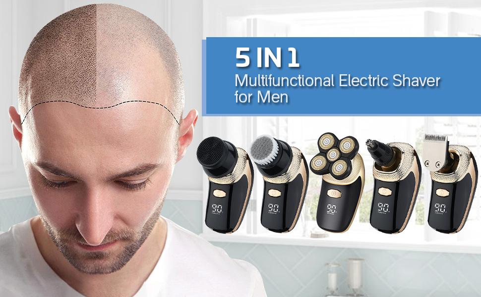 electric shaver for men