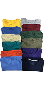 Mix Color T-Shirts