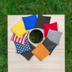 Punchau Cornhole Bag Set of 8