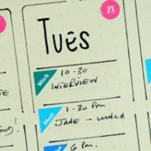 Bullet journal supplies, weekly spread, planner stickers, bullet journal stencils, weekly calendar