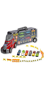 """21"""" Transport Car Carrier Truck Toy"""
