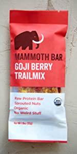 Goji Berry Trailmix