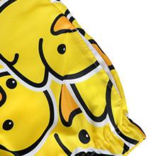 convenient pocket for swim trunks