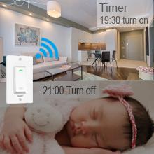 smart light switch alexa light wall switch smart switch wifi light switch timer light switch hue