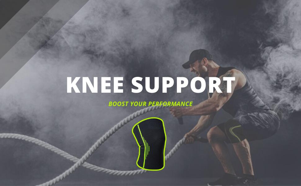 Knee Brace Compression Sleeve