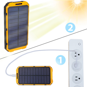 Two charging method