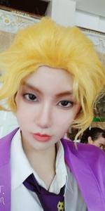 JOJO'S BIZARRE ADVENTURE Kira Yoshihiro wig