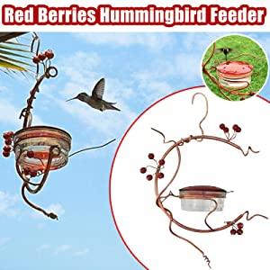 bird feeders for hummingbird outside