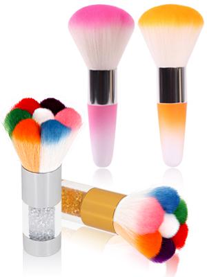 sealive nail dusting brush nail brushes for cleaning dust fluffy nail brush nail brush dust remover