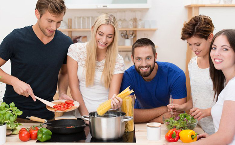Enjoy Your Cooking Time