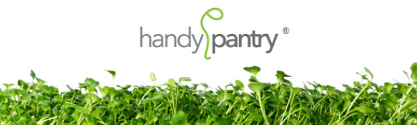 Handy Pantry sprouts & microgreens organic seeds