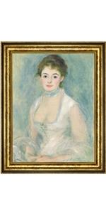 Madame Henriot, Pierre-Auguste Renoir