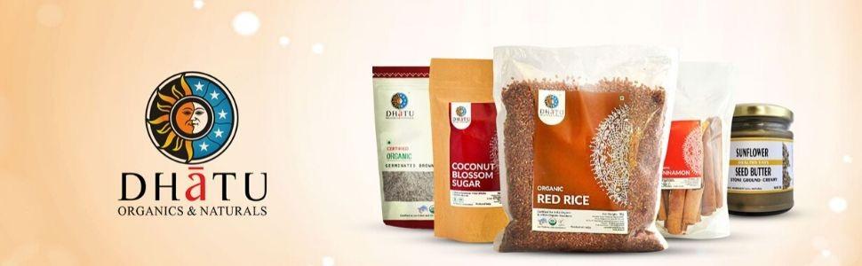 dhatu organics millets grocery butter
