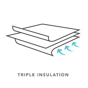 Triple Insulation