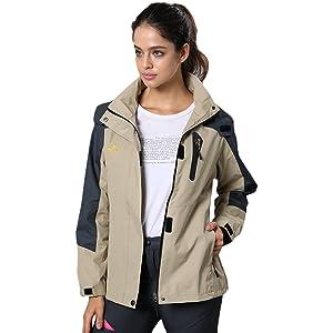 Rain Coat women
