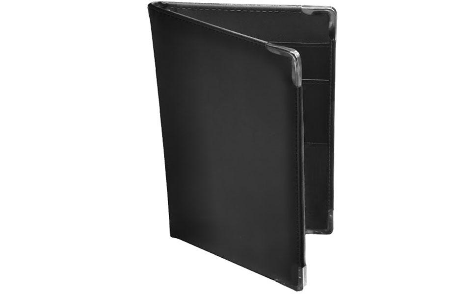 Regular Black Non-Glitter Server Book