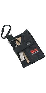 daub regularly tactical pocketknife jeans belt hook swivel version package present over prefect