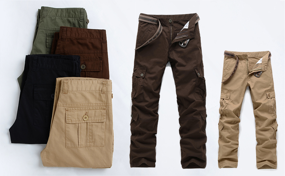 cargo pants casual work pant