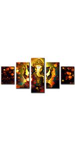 indian wall art, ganesh wall art, indian wall decor, ganesha wall hanging, buddha wall art