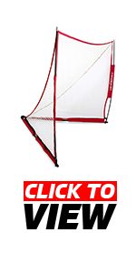 PowerNet Lacrosse Goals are perfect for training at home or on the field.