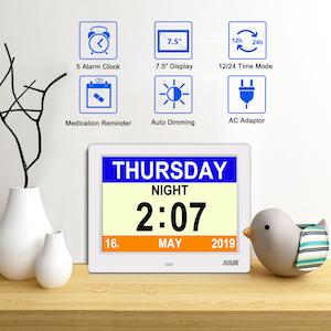Days Clock