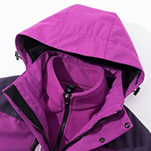 winter jackets women