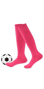 knee long tube socks