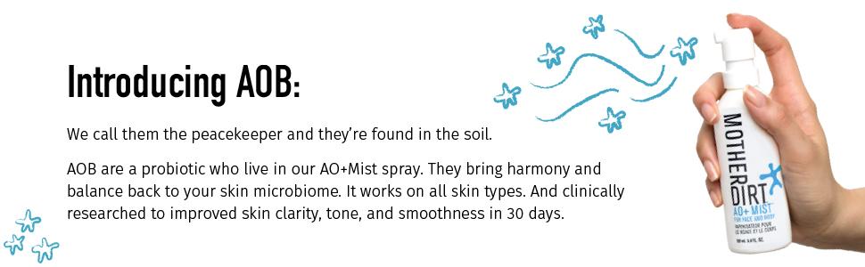 aob mist bacteria probiotic