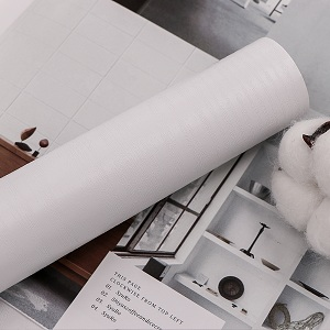 white contact paper