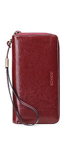 Credit Card Wallet for Women
