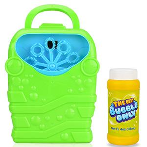 automatic bubble machine for kids