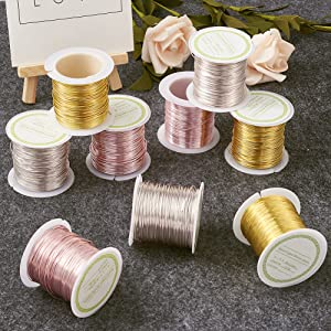 copper wires for jewelry making