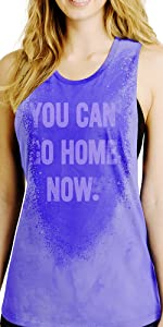Sweat Activated Tanks