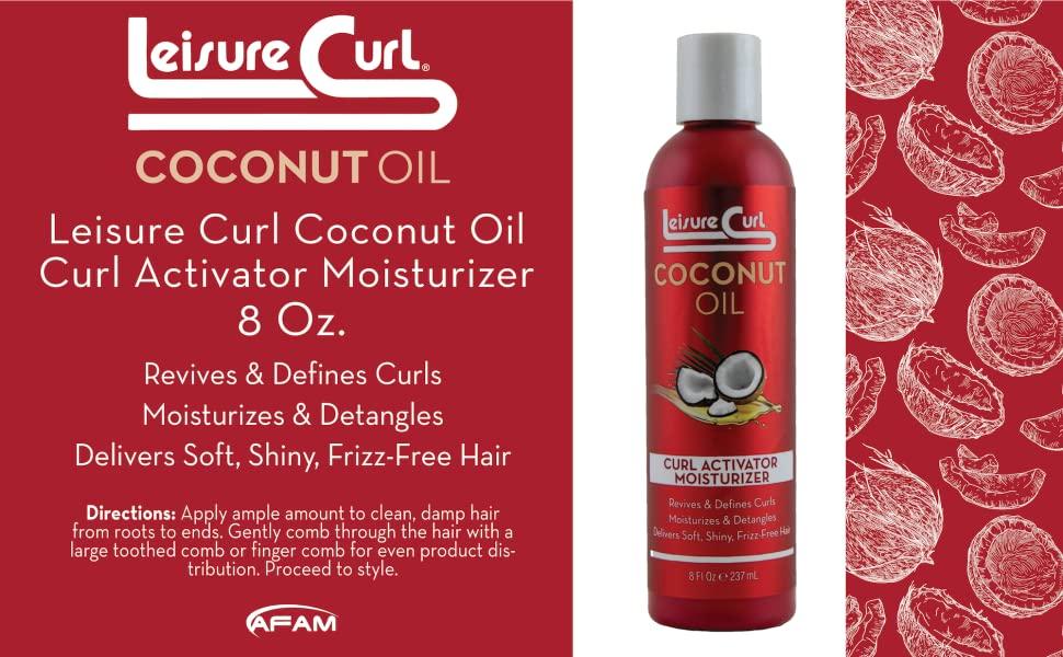 LC Curl Activator Moisturizer