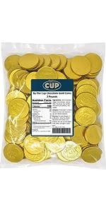 choco coins