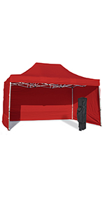 height adjustable backyard tent football sports sideline canopy tents uv resistant shade picnic tent
