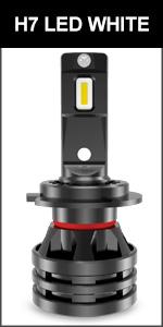 H7 Led Headlight Bulb/Led Fog Light/DRL