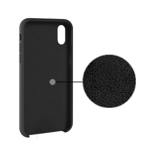 iPhone Xs Max Case Silicone 6.5''