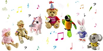 Houwsbaby Electronic Series Stuffed Family