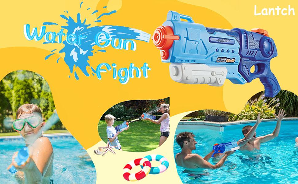 water gun for kids toy super soaker squirt guns gun water blaster for boys girs son daughter gift