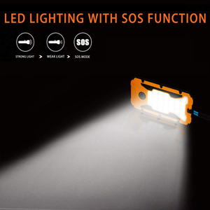 3 Modes for Lighting