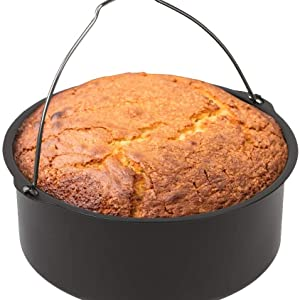 Simple Living Products Air Fryer Accessories - Cake Pan