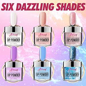 dip powder colors