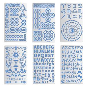 stencil template