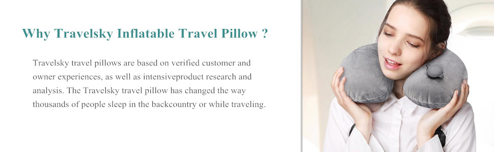 Travelsky Travel Pillow