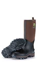 brown muck boot